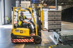 forklift, safety, factory