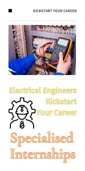 internships for electrical engineers